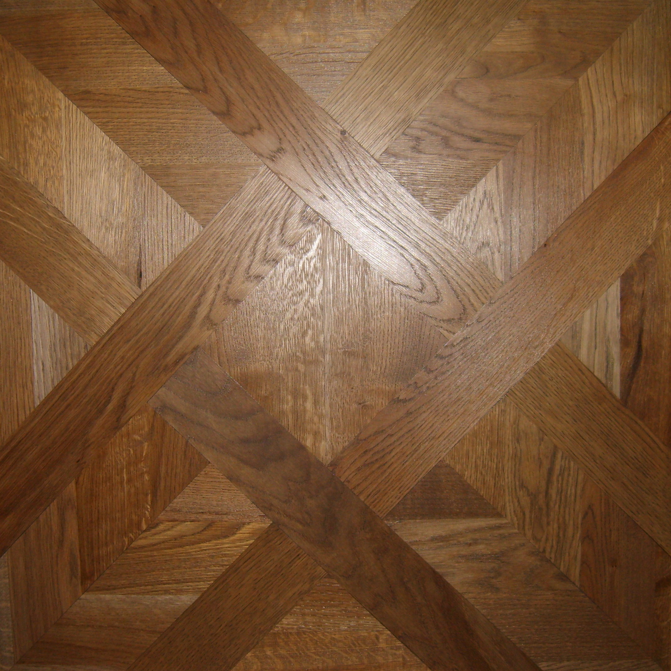 3.Maria Loretto oak panel