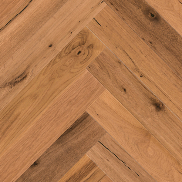 Herringbone Oak Aspen