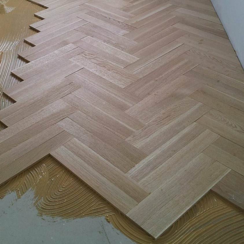herringbone stejar 500x70x10mm naturell 7277