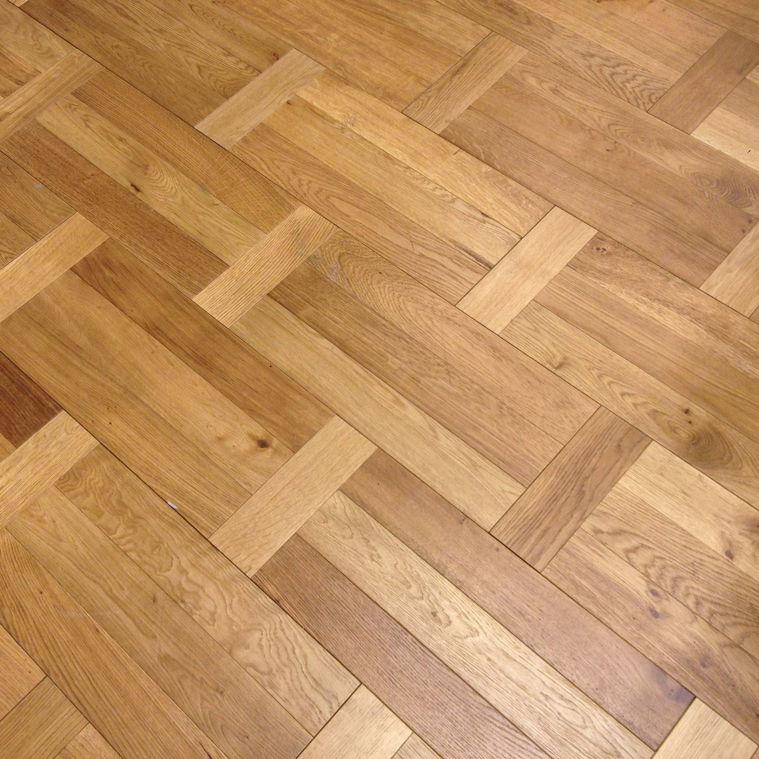 2.Dutch Parquet Floor