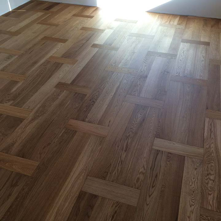 1.Dutch engineered oak floor