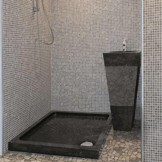 Stone Shower Tubs