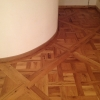12 versailles flooring and round border