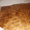 5 Versailles panels old oak waxed