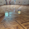 old oak antique parquet