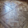 traditional antique parquet