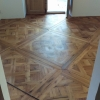 traditional parquet antique flooring