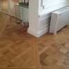 14.Versailles oak panels and white skirting