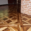 2.Walnut flooring