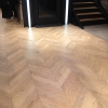 4.Oak chevron parquet