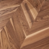 Chevron Walnut Flooring 500x90x10mm