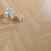 Chevron oak 2layer 500x120x10mm Dover oil