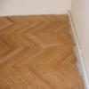 4. Herringbone oak 2layer flooring