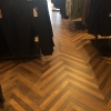 4.Herringbone oiled parquet