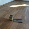 2.Dutch oak parquet oiled