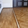 7.Solid oak classic parquet with inlays London