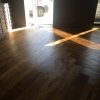 11.Oak Flooring handscraped oiled antique