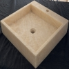 Square Washbasin ONICE 50X50 H12